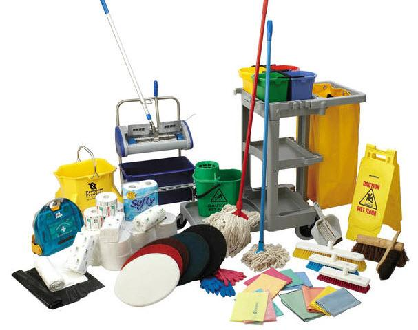 Building Cleaning Equipment : Fusion solutions ghana